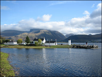 Fort Williams Scotland Map.Fort William B B Accommodation Hotels Self Catering Sightseeing