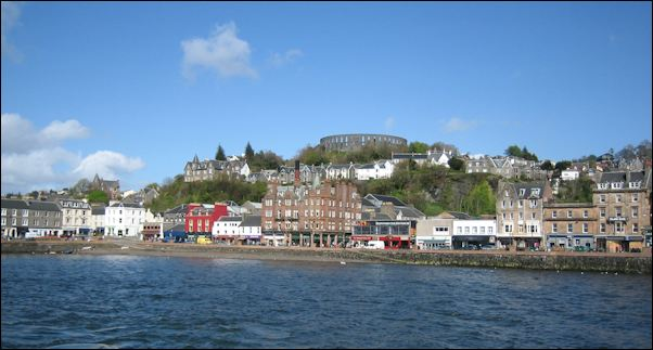 Oban B&Bs, Cottages, Hotels Accommodation, Travel ...