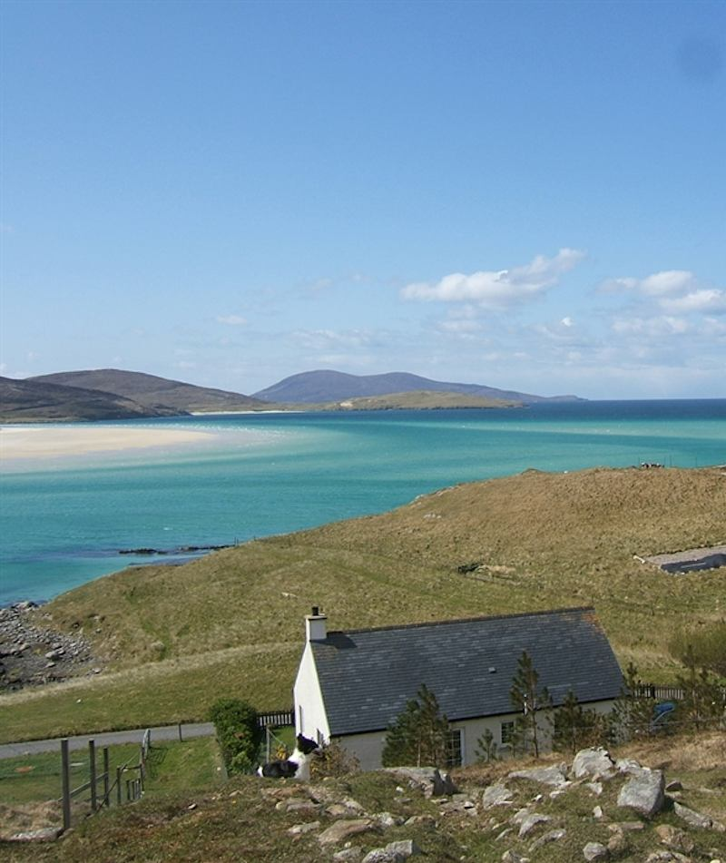Luskentyre Cottage Isle Of Harris Self Catering