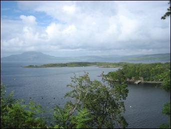 view from Tobermory